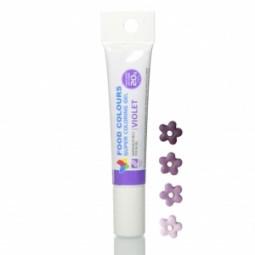 Corante gel tubo Violeta  20g